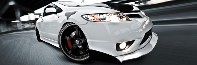 This is a blog dedicated to all things Honda and Acura.