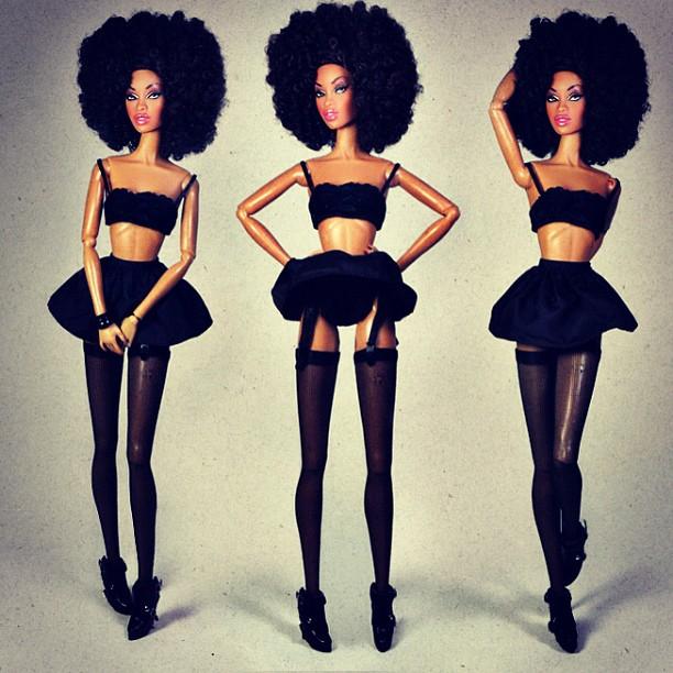 Вдохновляющая картинка Афро, барби, 2014310 - Размер 640x640px - Найдите ка