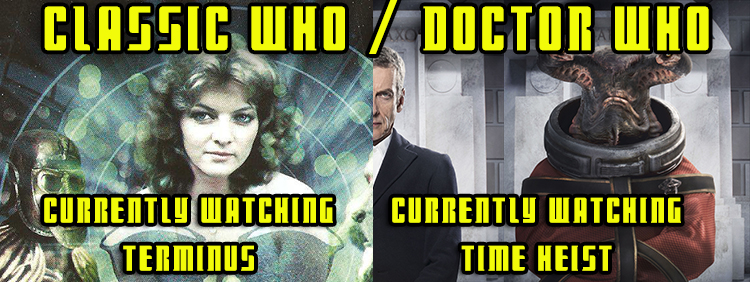 Max watches Classic Doctor Who