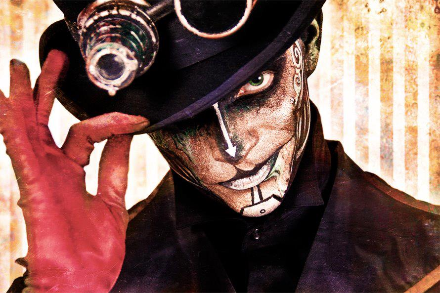 attune your ears to the grinding gears steam powered giraffe