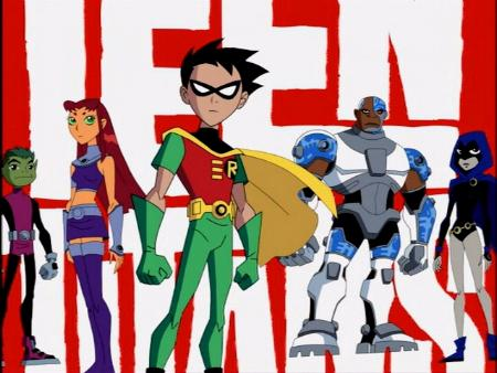 Teen Titans for Life. Titans Go!