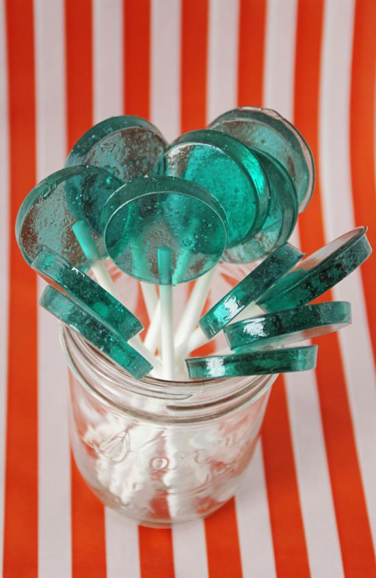 Homemade Lollipops – Teal Bird Concepts
