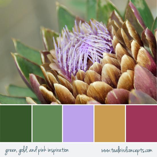 Artichoke Color Inspiration