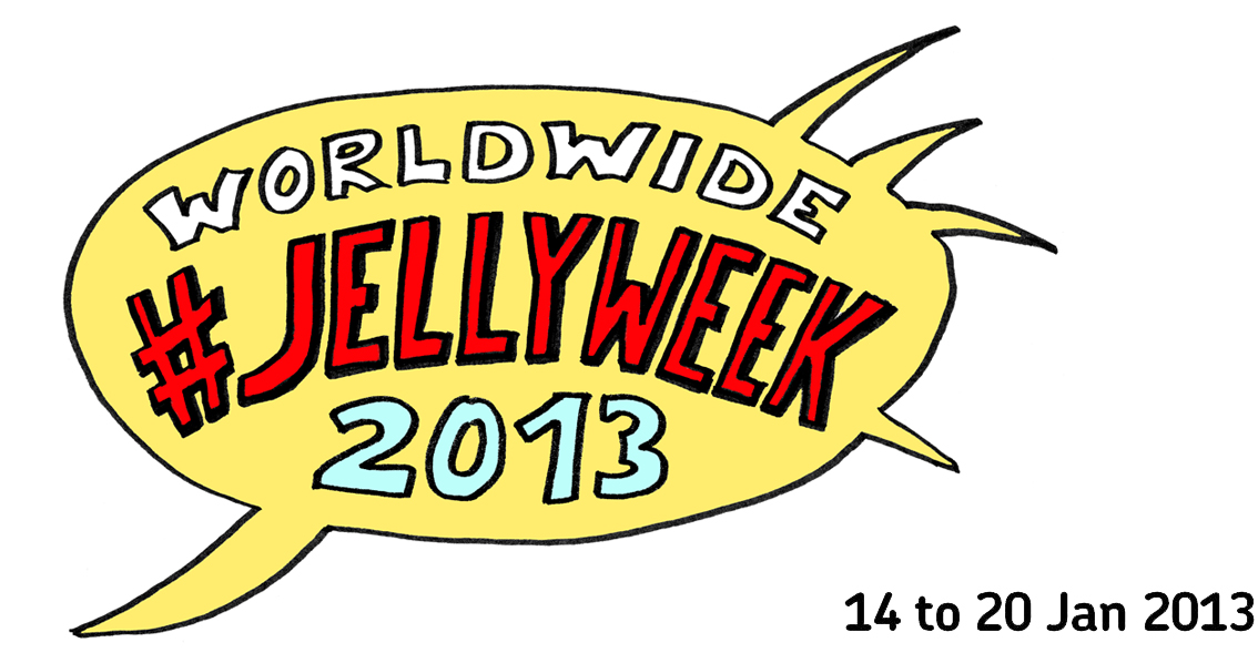 WORLDWIDE #JELLYWEEK 2013