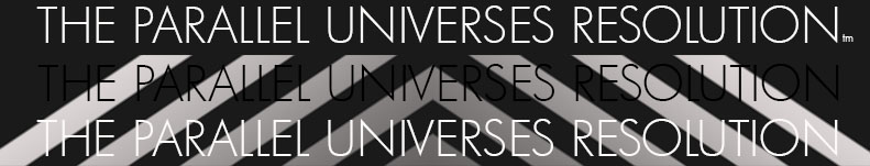 The Parallel Universes Resolution