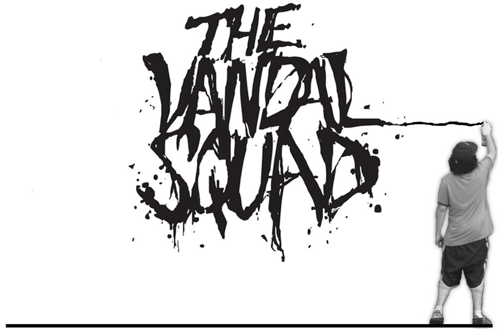 THE VANDAL SQUAD