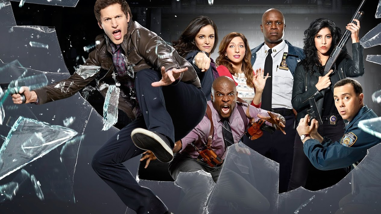 brooklyn nine nine Us comedy about a talented but carefree new york detective and his colleagues.