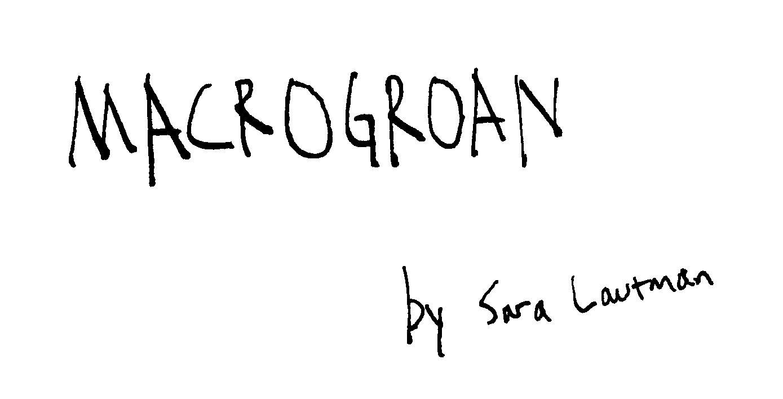 macrogroan