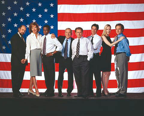 Everything is The West Wing and Nothing Hurts