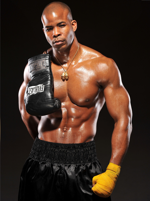 NGO OKAFOR - Black Male Model
