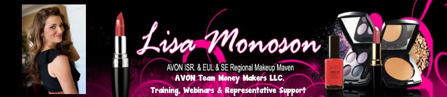 Avon Lady Lisa Monoson