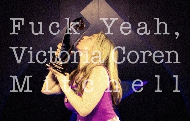 Fuck Yeah, Victoria Coren Mitchell