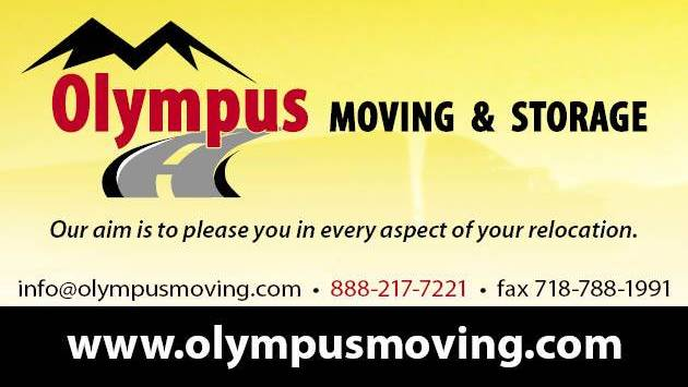 Olympus Moving And Storage