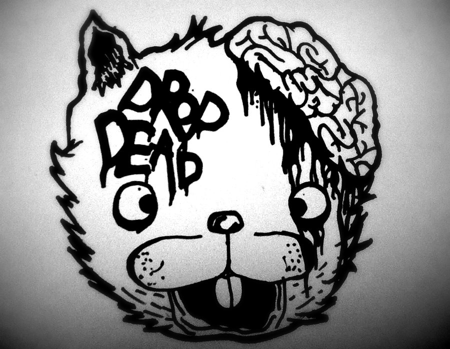 Drop Dead Logo Tumblr