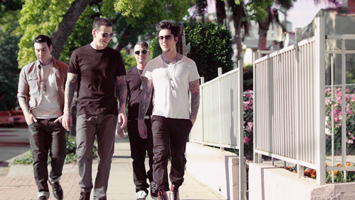 Avenged Sevenfold Seize The Day