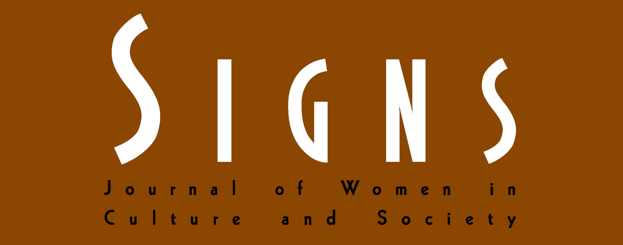 Signs CFP-Pleasure and Danger: Sexual Freedom and Feminism in the Twenty-First Century.