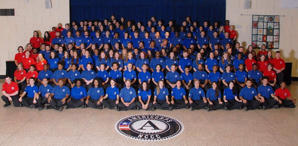 my americorps nccc experience