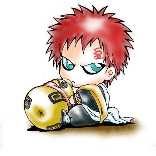 Naruto cute chibi girl
