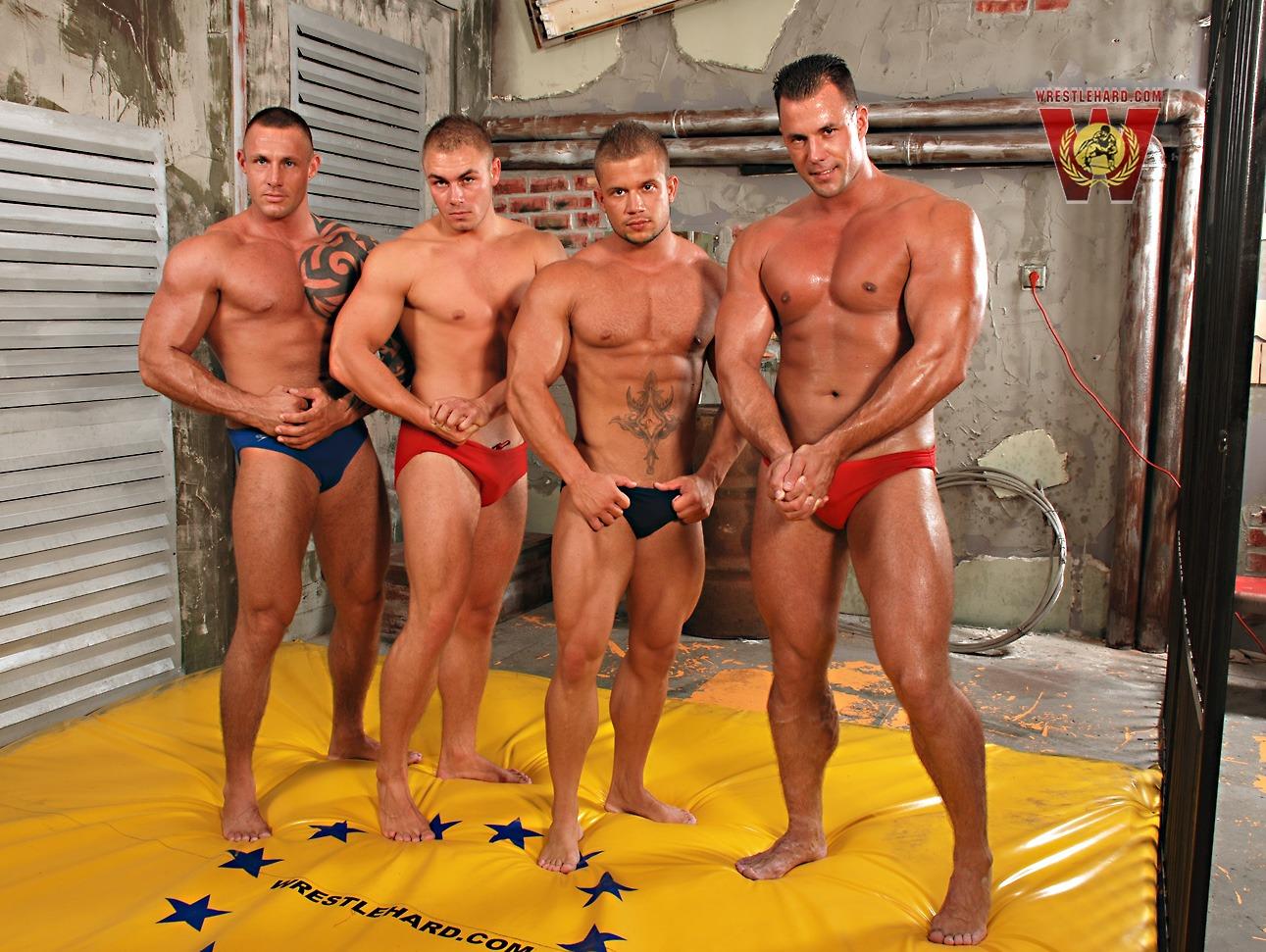 nude wresling blog