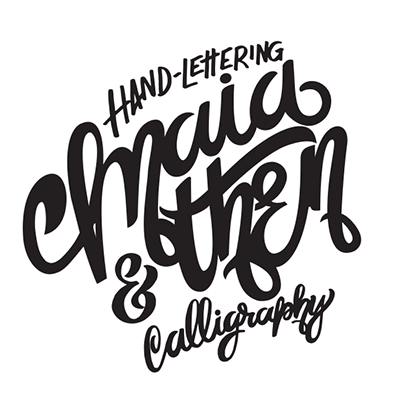 Lettering By Maia