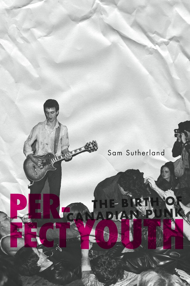Sam Sutherland | Author of Perfect Youth