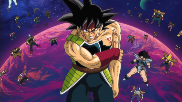 Bardock The Father Of Goku Tumblr