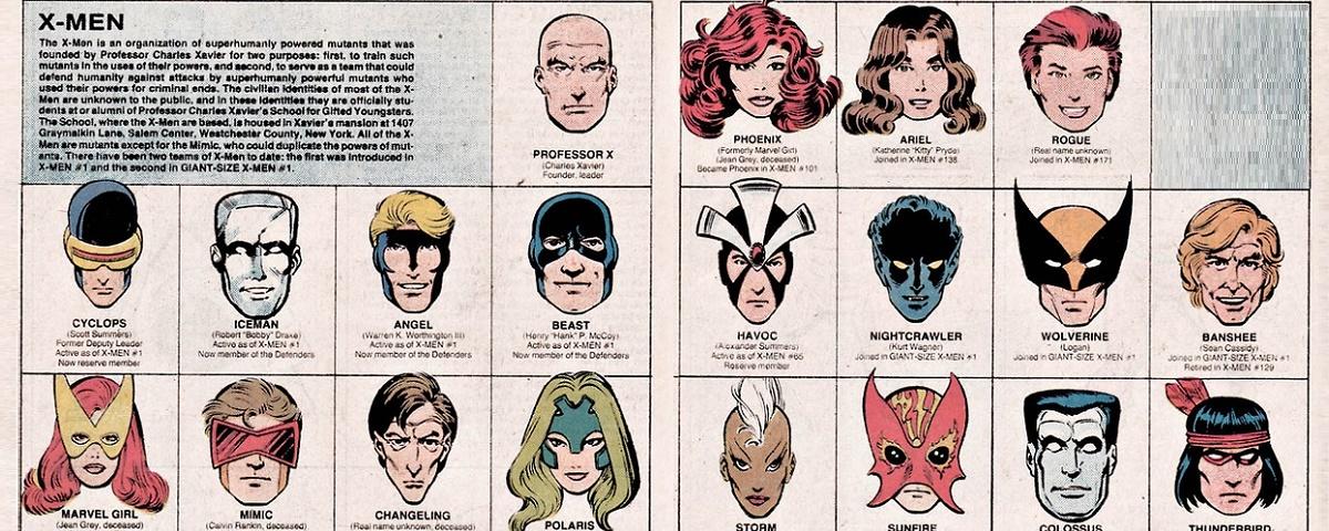 X-Ομολογήσεις: 50 Χρόνια X-Men!