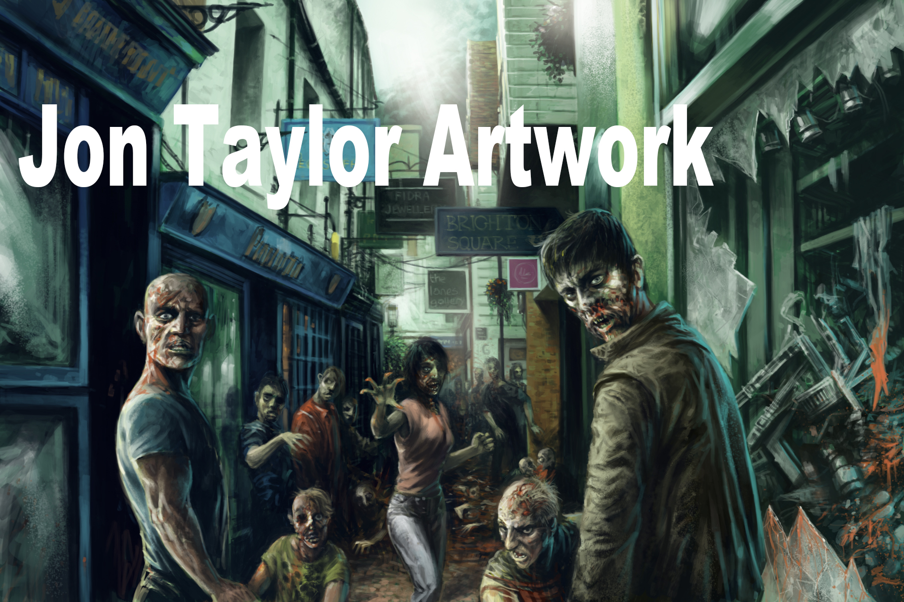 Jon Taylor Artwork