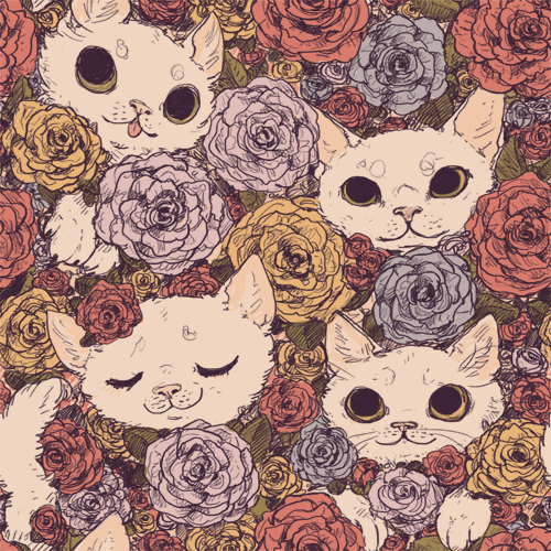 tumblr backgrounds cats - photo #12