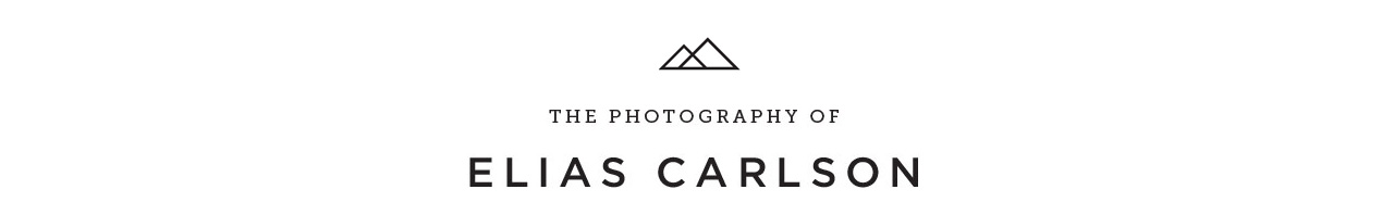 The Photography of Elias Carlson