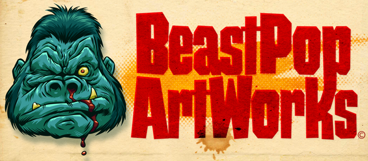 BeastPop ArtWorks!