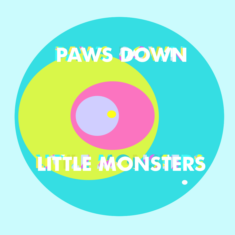 Paws Down Lil' Monsters