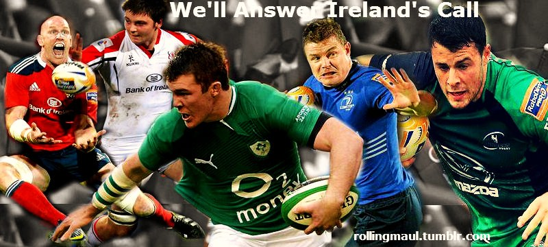 We'll answer Ireland's call