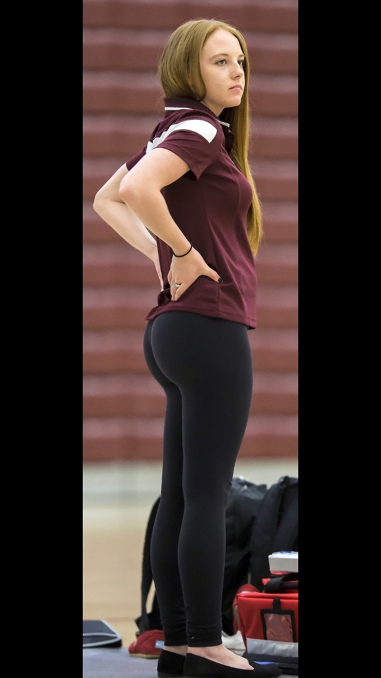 the gallery for gt high school yoga pants tumblr