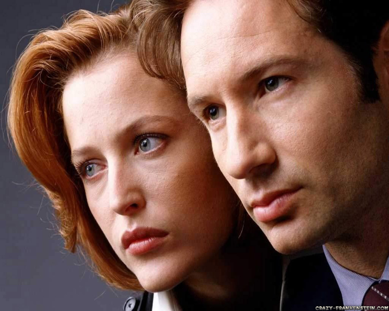 young mulder and scully relationship