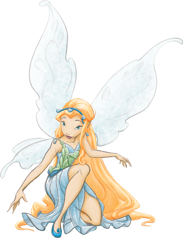 rani the fairy coloring pages - photo#3