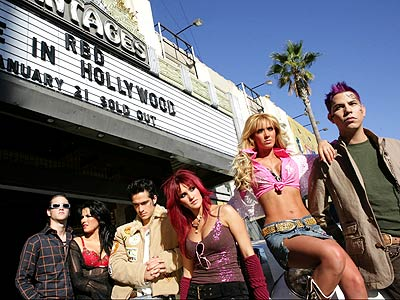 video de rbd live in hollywood: