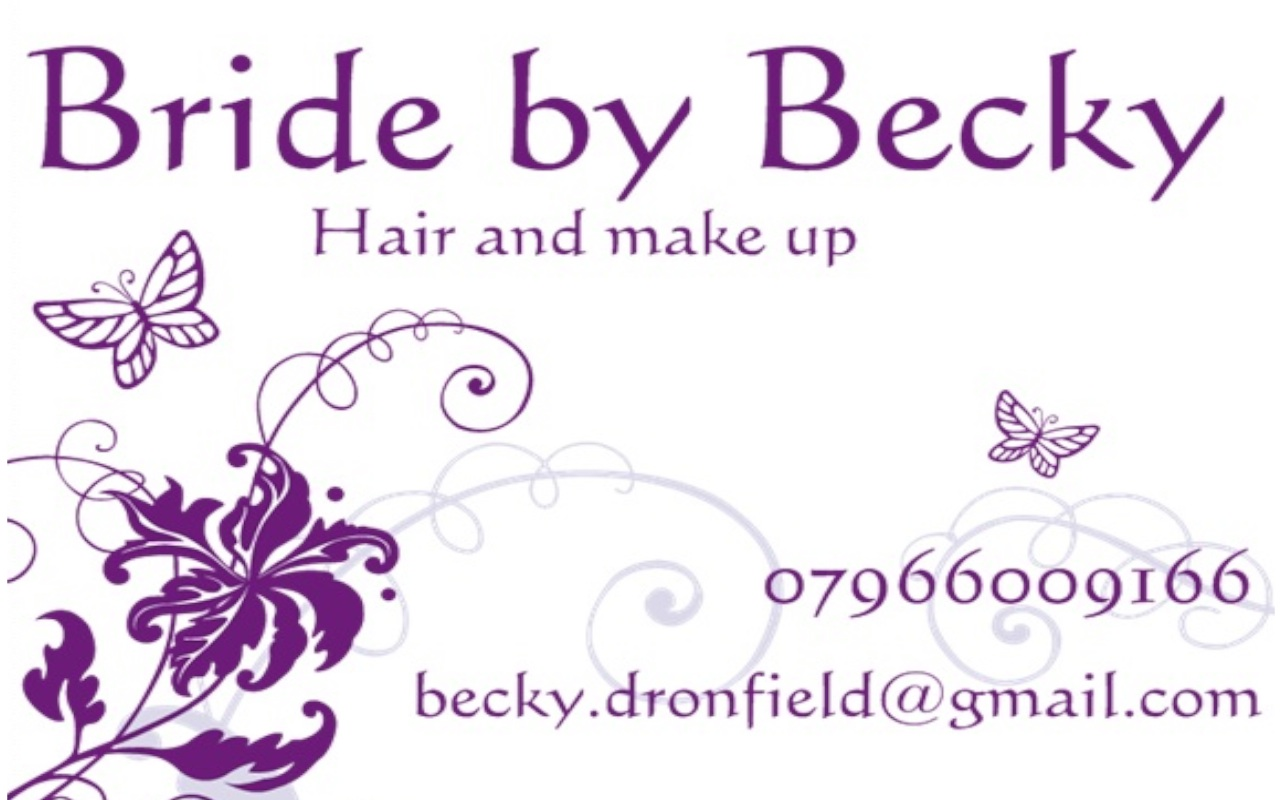 Bride by Becky