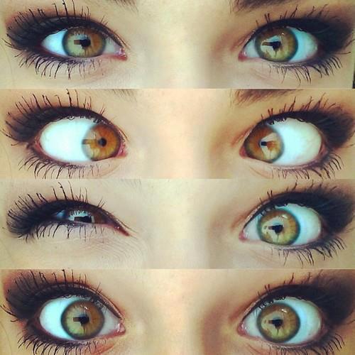 Crying Brown Eyes Tumblr