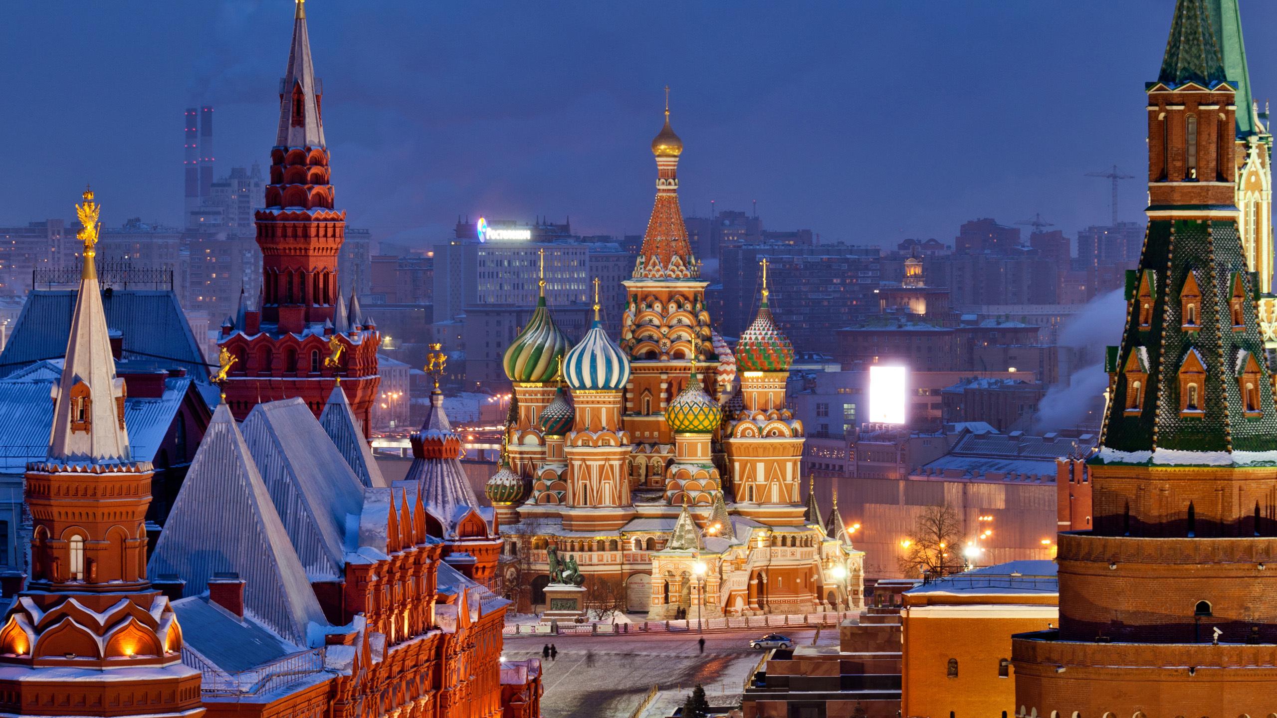 Moskva vinteraktiviteter - Ting å gjøre Moskva Winter