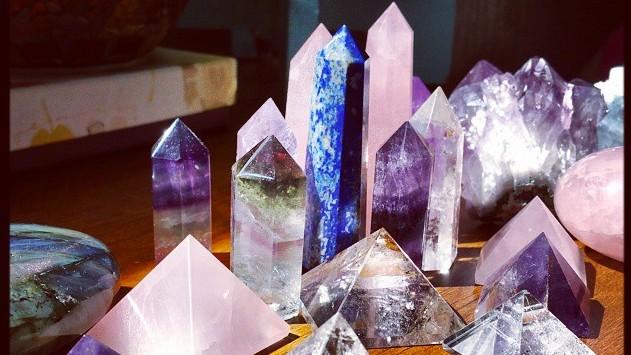 crystal stones tumblr ile ilgili görsel sonucu