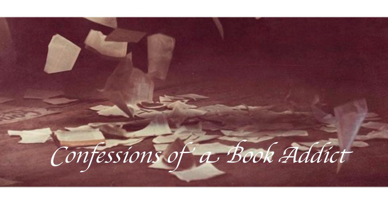 Confessions of a Book Addict