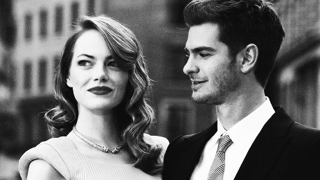andrew garfield and emma stone tumblr wwwpixsharkcom