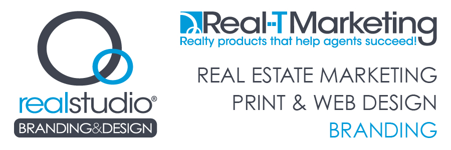 RealSTUDIO logo & graphic design