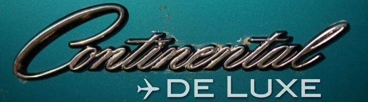 Continental De Luxe ✈