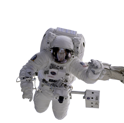 Scary Astronaut Render (page 2) - Pics about space