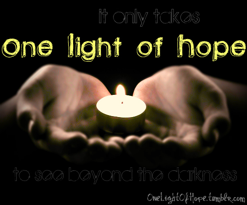 One Light of Hope