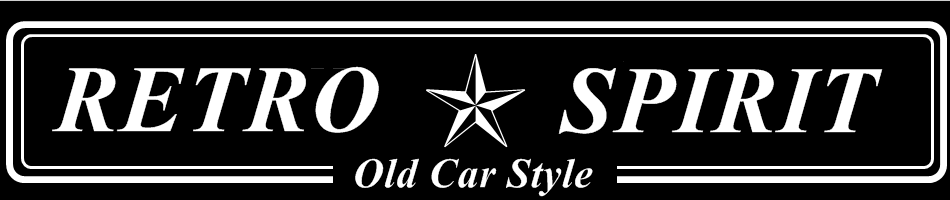 Retro Spirit - Old Car Style