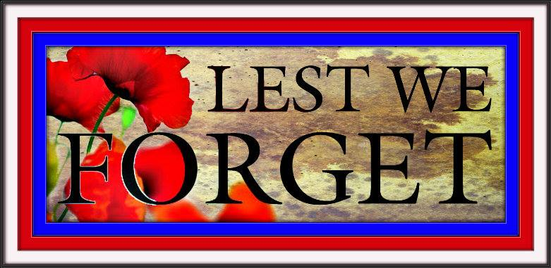 lest we forget - photo #29