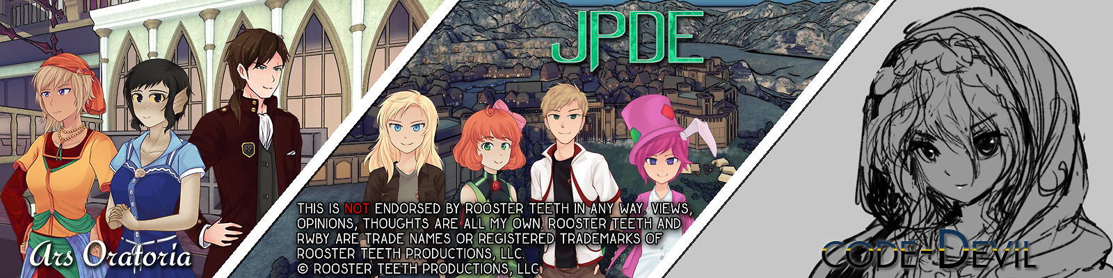 JPDE — What's Project JPDE?